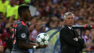 Ancelotti Hadapi Tantangan Bawa Napoli Juara Serie A