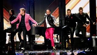 Nostalgia Lagu-lagu Backstreet Boys Jelang Konser di Jakarta