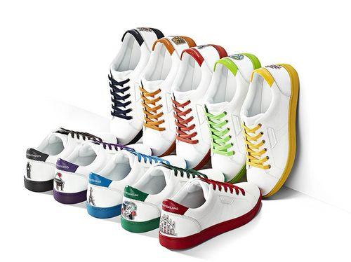 Dolce & Gabbana Rilis Sepatu Terinspirasi dari 9 Kota Besar Dunia 1