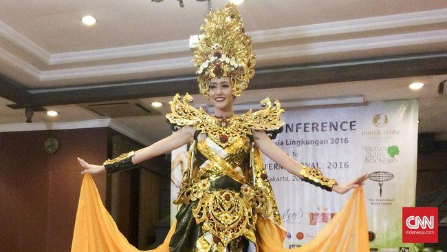Indonesia Gapai Juara Tiga Miss International