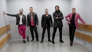 Backstreet Boys Gelar Konser di Kapal Pesiar