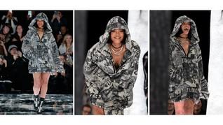 Rihanna Berambut Gimbal untuk 'Ocean's 8'