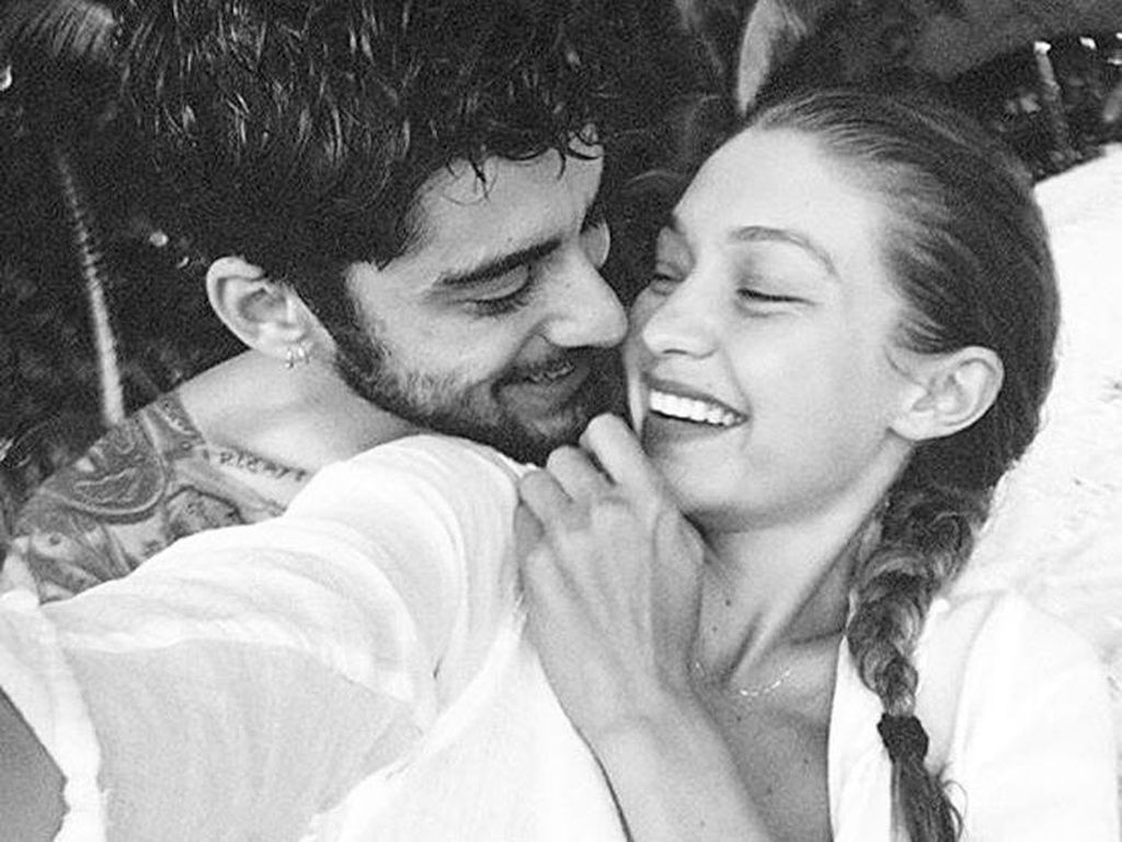 Mengenang Momen Mesra Gigi Hadid dan Zayn Malik yang Baru Umumkan Putus