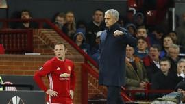 Lepas Ibrahimovic dan Rooney, Mourinho Disalahkan Pemain MU