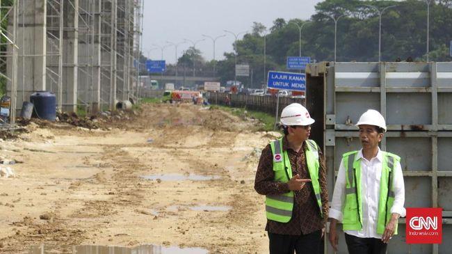 Infrastruktur dan Rumah Murah Jokowi Selamatkan Kinerja Bank