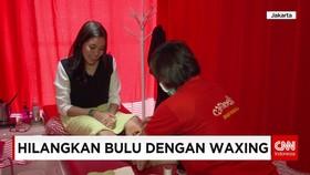 Perawatan Waxing untuk Tampil Menawan Bebas Bulu