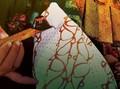 Saat Batik dan Sate Ayam Jadi Bintang di Senegal