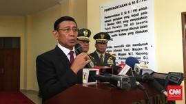 Wiranto: 1965 Negara Bahaya, Tak Bisa Dinilai Hukum Masa Kini