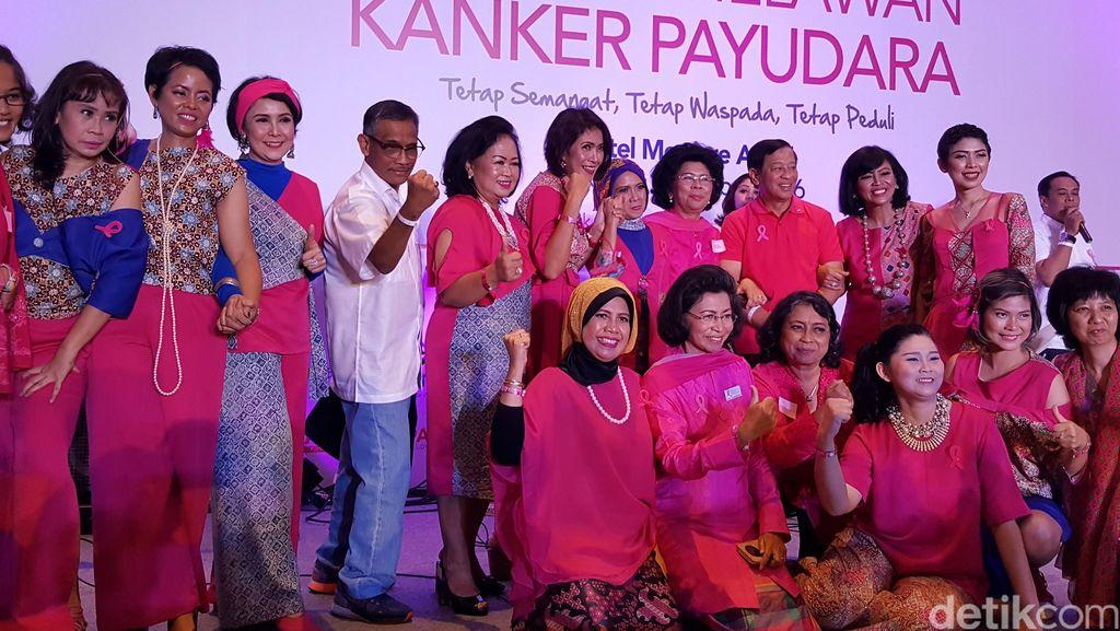 Melihat Keseruan Pertemuan 700 Orang dengan Kanker Payudara