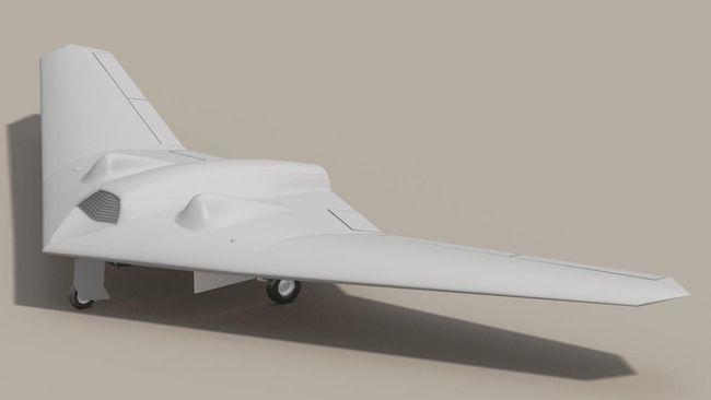 Drone Iran yang Ditembak Israel Dibuat dari Teknologi AS