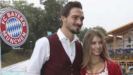 Paras Cantik di Oktoberfest Bayern Munich