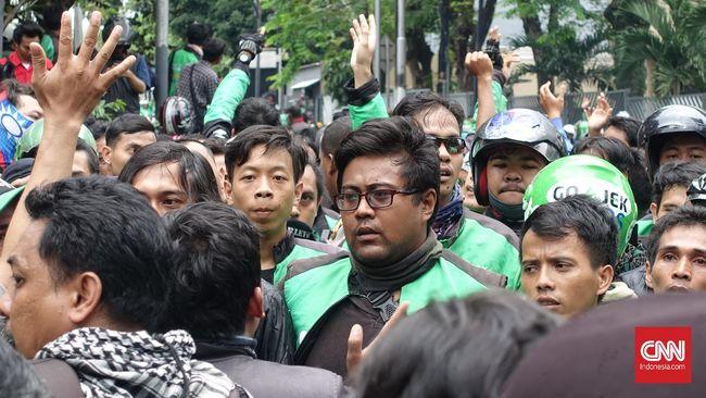 Manajemen Angkat Bicara Soal Demo Ratusan Mitra Gojek