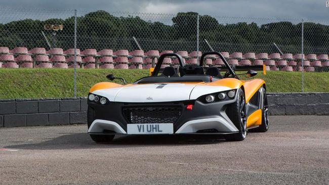 Vuhl, Kompetitor Pertama Sportcar dari Meksiko