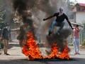 Konflik 15 Jam di Kashmir Tewaskan Dua Militan