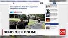 Polda Metro Jaya Siapkan Pengamanan Demo Ojek Online