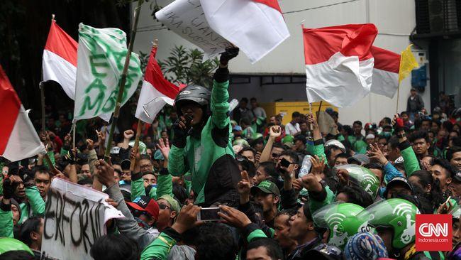 Gojek: Tidak Mungkin Buka Akun 'Suspend' Mitra Tanpa Syarat