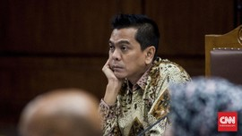 Jaksa KPK Anggap Tak Ada Bukti Baru dalam PK Sanusi
