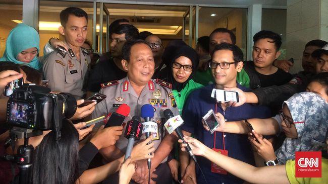 Polisi Diminta Bedakan Tindak Pidana Pemilu dan Umum
