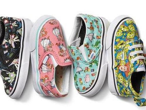 Vans Rilis Koleksi Sepatu Terbaru dengan Tema Toy Story
