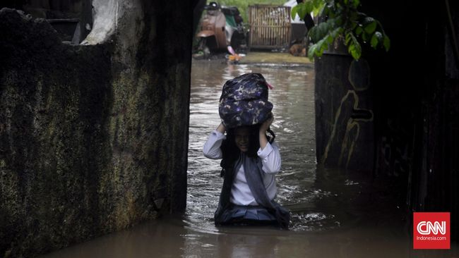 Siap Hadapi Banjir, Soni Minta Warga Hidupkan Ronda