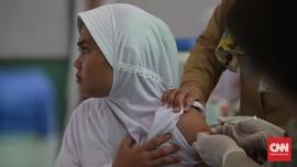 Vaksin MR dari India Dipakai di Negara-negara OKI