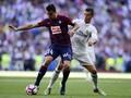 Bangganya Kapten Eibar Imbangi Real Madrid