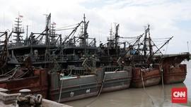 Nelayan Dinilai Belum Siap Terima Kapal Bekas Sitaan