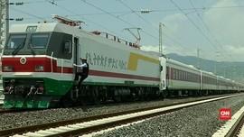 Ethiopia Resmikan Jalur Kereta Baru Buatan China