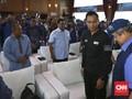AHY: SBY Hanya Titip Salam Hormat untuk Ma'ruf Amin