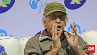 Iwan Fals Angkat Suara Soal Debat Capres Bahasa Inggris