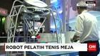 Robot Tenis Meja Omron Pecahkan Rekor