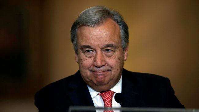 Sekjen PBB Terima Notifikasi Perubahan Nama Makedonia