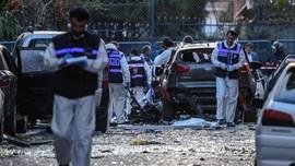 17 Tewas dalam Ledakan Bom Mobil di Turki