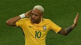 Neymar Ingin ke Flamengo Jika Kembali Berkarier di Brasil