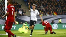 Jerman Hancurkan Rep.Ceko 3-0