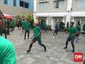 Latihan Sederhana Timnas Indonesia
