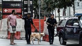 Dua Anggota TNI-AD Diduga Curi Sepeda Motor di Malaysia