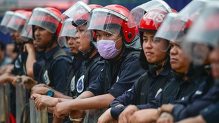 Waspada Rusuh di Kuil Hindu, Malaysia Kerahkan 400 Polisi
