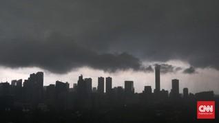 Waspada Hujan Lebat dan Angin Kencang 31 Januari-2 Februari