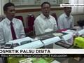 Polda Kalimantan Selatan Sita Puluhan Ribu Kosmetik Ilegal
