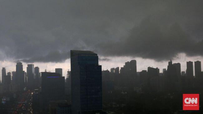 BMKG Imbau Masyarakat Waspada Angin Kencang hingga 6 Januari