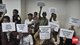 Gugatan Warga Bukit Duri Dinilai Tak Punya Landasan Hukum