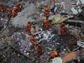 Bangunan Roboh di China Tewaskan 22 Orang