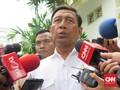 Wiranto Sebut Revisi UU Terorisme Masih Tarik Ulur Soal Judul