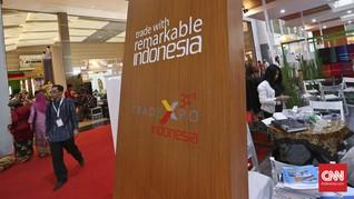 Pameran Dagang, Indonesia Kantongi Kontrak Rp77,3 Triliun