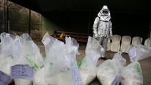 Selandia Baru Sita 190 Kilogram Kokain dalam Paket Pisang