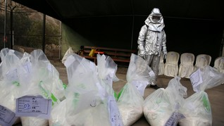 Hampir 400 Kg Kokain Ditemukan di Kedubes Rusia di Argentina