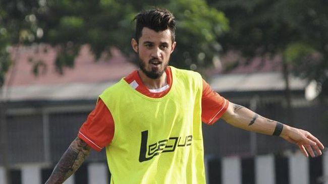 Stefano Lilipaly Optimistis Indonesia ke Final Piala AFF