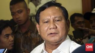 Prabowo Kritik Penguasaan Tanah oleh Segelintir Elite