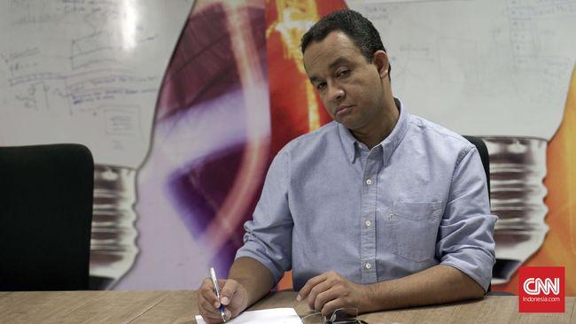 Revitalisasi TIM, Anies Diminta Tiru Jokowi saat di Solo